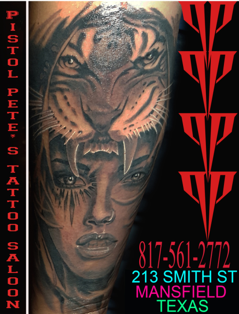 Pistol Petes Tattoo Shop Body Piercing Studio Best Tattoo Cover Up