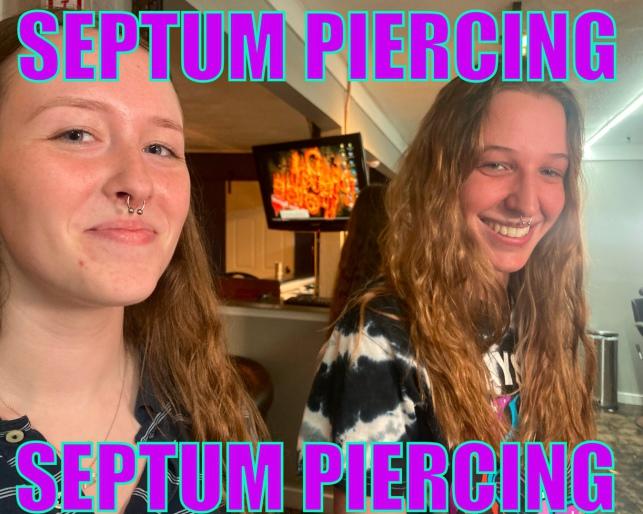 septum piercing near me Pistol Pete's Tattoo/Piercing Saloon