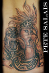 tattoo pistol petes tattoo saloon tattoo by pete salais best tattoo artist texas