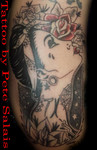 tattoo pistol petes tattoo saloon tattoo by pete salais best tattoo artist texas Tattoo shop tattoo studio