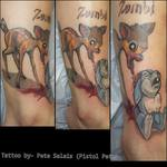 vtattoo pistol petes tattoo saloon tattoo by pete salais best tattoo artist texas Tattoo shop tattoo studio